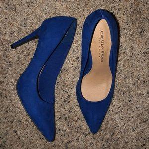 Women's Christian Siriano heels.